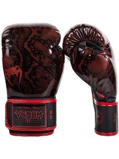 Venum Перчатки боксерские Venum Fusion Red