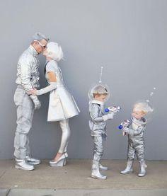 28 witzige Fasching Ideen und Karneval Kostüme für die ganze Familie