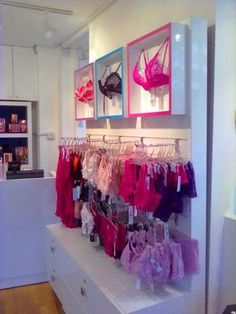 After their online success, husband and wife team, Cynthia and Marvin, have opened the first Noo Noos London based retail store in the trendy Shoreditch High Street. Noo Noos specializes in small to medium sized non-wired lingerie, offering style without compromising on comfort. However, the lingerie isn't the only thing bringing customers to the store, … - lingerie for, womens lingerie shops, lingerie en ligne *ad