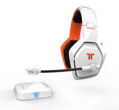 Mad Catz annonce le casque sans-fil Tritton Katana HD 7.1 - Le premier casque gaming au monde alimenté via HDMI, offrant connexion sans-fil et son Surround DTS Headphone:X 7.1. Ce casque a reçu la récompense distinguée CES 2016 Innovations Award Honoree.