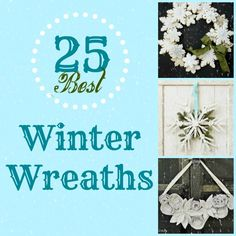 25 Best Winter Wreat