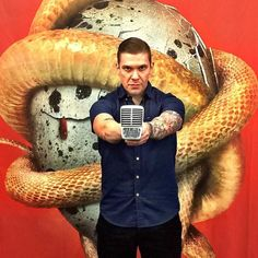 "An ""On This Day"" 1 year ago @TheBrentSmith photo #Shinedown #BrentSmith"
