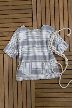 blusa algodão listras navy {ref 512351}