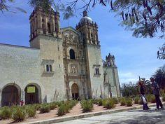 Oaxaca, Santo Domingo de Guzman by Oaxaqueño Hermano, via Flickr