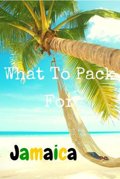 What to pack for your holiday. We love this article on what you should wear for a #Jamaican holiday