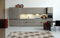 Elam kitchen when style transforms the details in art design.
