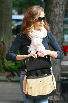 Sarah Jessica Parker Photo - Sarah Jessica Parker Walks Her Son to School