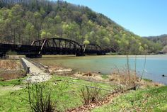Hawks Nest State Park in West Virginia #wvtravelqueen