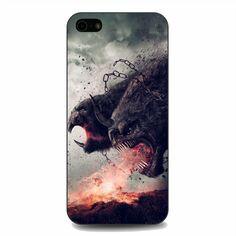 Fantasy Movie Art Illust Hero Paint Blueish iPhone 5 / iPhone 5S / iPhone SE Case | Republicase