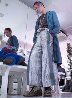 【 IDESAWA / 179cm 】#eckhauslatta #henrikvibskov #telfar #telfarclemens #designers #ootd #jp #telfarglobal #babyblue #djwrack #skimmilk #moodnyc #khole #snap #love #danbodan #milesmartinez