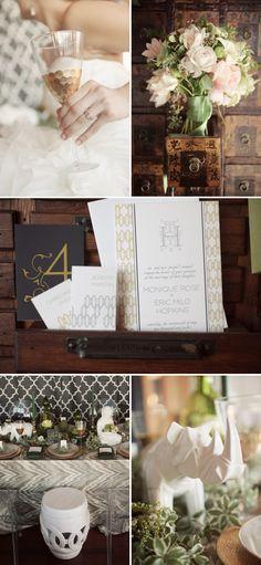 Interior Design Inspired Photo Shoot by Edyta Szyszlo Photography + Kaella Lynn Events By Style Me Pretty