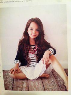 {little girl clothing inspiration}