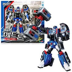 Tobot Athlon Metron - Subway Transformer Robot Korean TV Animation Character -- Check out the image by visiting the link.(It is Amazon affiliate link) #Transformers Disney Cars Party, Transformers Characters, Robot Action Figures, Custom Lego, Gifts For Kids, Animation Character, Korean, Toys, Ebay