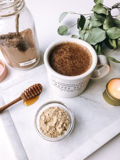 HORMONE BALANCING CHOCOLATE ELIXIR ✨ Ingredients oz hot water (or steamed nut milk) tbsp cacao 1 serving collagen tsp maca tsp ashwagandha Few shakes ceylon cinnamon tsp Wedderspoon Manuka honey tsp coconut butter/oil Smoothie Drinks, Smoothies, Wedderspoon Manuka Honey, Cinnamon Benefits, Hormone Balancing, Healthy Drinks, Healthy Foods, Balanced Diet, Eat