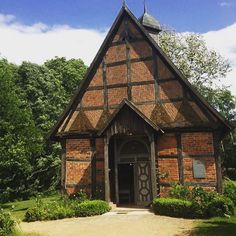 Kapelle in der Lüneburger Heide