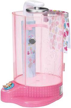 BABY born® Douche - Vestido Tutorial and Ideas Barbie Doll Set, Barbie Doll House, Barbie Dream House, Little Girl Toys, Baby Girl Toys, Toys For Girls, Baby Alive Dolls, Baby Dolls, Baby Doll Nursery