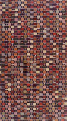 Ewe Kente cloth from Ghana