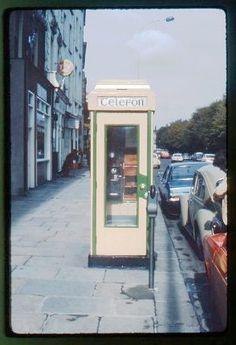 Irish payphone picture from you can just make out the old Button A/B phone equipment Irish Restaurants, Irish Rovers, Images Of Ireland, Irish Landscape, Castles In Ireland, Irish Culture, Dublin City, Irish Traditions, Dublin Ireland