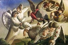 It's About Time: On Pride - Artist Stanley Spencer & Henry Ward