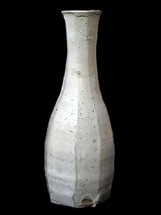 Whiteware bottle by Rob Barnard.