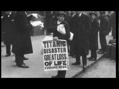 The Titanic - The Irish Rovers  1912 - 2012 ~ 100 years since the Titanic sank.  Great song, thank you, George Millar!!!