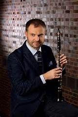J.J.Bokun acclaimed solist on clarinet