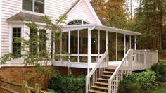 3 Season Porch Ideas