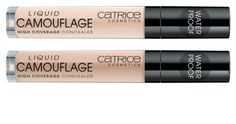 Catrice Liquid Camouflage - High Coverage Concealer: rated 4.0 out of 5 on MakeupAlley. See 17 member reviews and photo.
