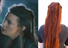 Haare How far should you bury your roc in the ground? Liv Tyler, Winter Wedding Inspiration, Hair Inspiration, Unique Hairstyles, Wedding Hairstyles, Winter Typ, Cosplay Hair, Arwen, Hair Jewelry