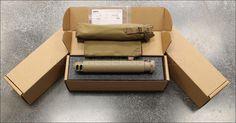 Barrett M107A1 Suppressor