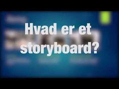 Storyboard – sådan planlægger vi din videoproduktion - YouTube