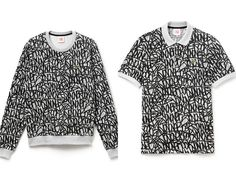 God Save the Queen and all: LACOSTE L!VE x JonOne Capsule Collection #lacostelive #jonone #capsule