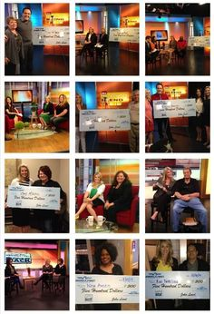 In 2014, America First Credit Union had the opportunity to honor one Southern Nevada resident each month with a $500 donation through our #GiveBack Program with Vegas Morning Blend! That amounts to $6,000 in total for twelve incredible and deserving Give Back winners!