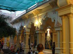 #magiaswiat #podróż #zwiedzanie #vrindavan #blog #azja #zabytki #swiatynia #indie #miasto #aszram #ganges #iscon #krishna Mandir, Amalfi, Krishna, Blog, Blogging
