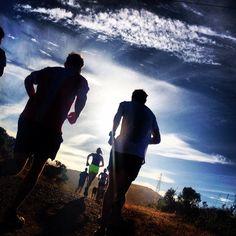 Ricky Gates morning Running Group Run