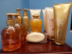 Línea Milk & Honey de Oriflame.  ¿Quieres probarla? Hazte Clienta VIP aquí http://www.haztevip.es/mariaelena