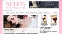 Wedding magzine online, Circa Vintage Brides Campaign image
