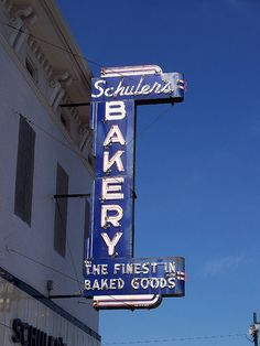 Why I am proud to call Springfield, Ohio HOME. Schuler's Bakery. :)