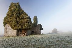 "Architecture on Twitter: ""An old church in the fog, Ireland. https://t.co/YnBXHcZp2c"""