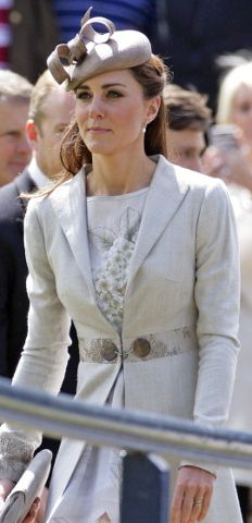 Duchess of Cambridge, June 9, 2012 in Whitely | Royal Hats.....Posted on July 9, 2014 by HatQueen