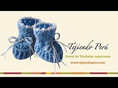 Visita mi página: http://www.tejiendoperu.com/ y encontrarás muchos tutoriales más!! Un ropón rápido de hacer!!! Parte 1 de 2