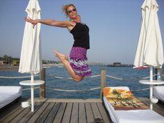 Jump in Turky