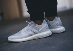 adidas Y-3- Pure Boost Triple White BY8955