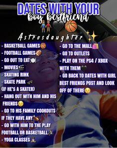 Best Friend Dates, Boy Best Friend, Best Friend Goals, Crush Advice, Girl Advice, Girl Tips, Teen Life Hacks, Useful Life Hacks, Couple Goals Relationships