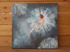 Items similar to Ballet dancer. on Etsy Little Girl Rooms, Little Girls, Ballerina Art, Ballet, Etsy, Unique Jewelry, Handmade Gifts, Tutu, Dancer