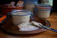 Paté de setas. #Recetas Hojiblanca #Saludables https://www.facebook.com/Hojiblanca