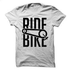 Ride Bike Tshirt/Hoodie - #hooded sweatshirts #womens sweatshirts. MORE INFO => https://www.sunfrog.com/LifeStyle/Ride-Bike-TshirtHoodie.html?60505