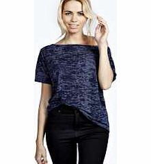 boohoo Daisy Oversized Slub Off The Shoulder Tee - navy Make your top a talking point with textures - think brocades, quilting and fluffy-feel. Jersey kinda gal? Shake it up with shapes. Crop tops get cutting edge in boxy, boyfriend fit shapes and shell to http://www.comparestoreprices.co.uk/womens-clothes/boohoo-daisy-oversized-slub-off-the-shoulder-tee--navy.asp