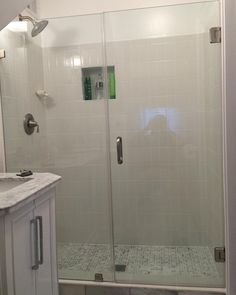 Custom Glass Shower Doors In San Antonio Tx