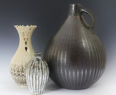 Eck McCanless Pottery & Pottery by Frank Neef, Tom Gray Pottery & Great White Oak Gallery, Chad Brown Pottery & Donna Craven Pottery | Flickr - Photo Sharing!